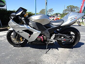 2005 Kawasaki Ninja ZX-10R for sale 200555322