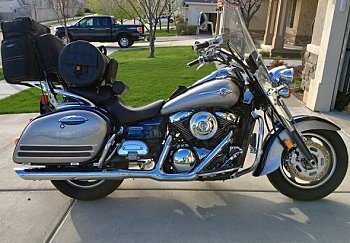 2005 Kawasaki Vulcan 1600 for sale 200461202