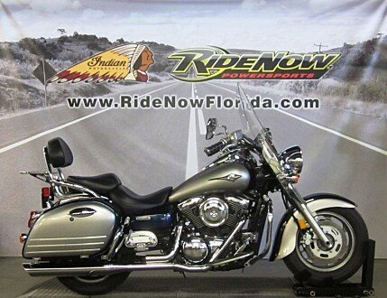 2005 Kawasaki Vulcan 1600 for sale 200577873