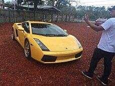 2005 Lamborghini Gallardo for sale 100851197