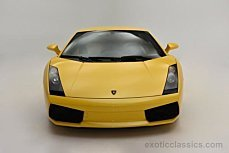 2005 Lamborghini Gallardo for sale 100876091