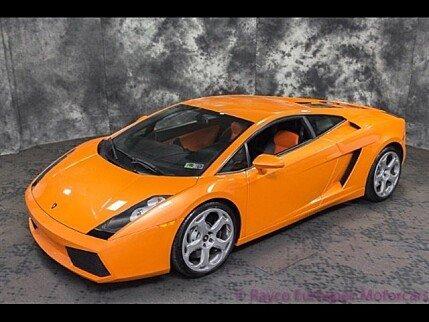 2005 Lamborghini Gallardo for sale 100983807
