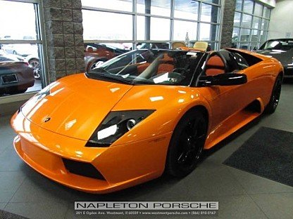 2005 Lamborghini Murcielago Roadster for sale 100838088