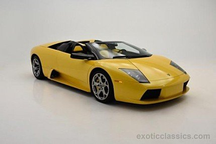 2005 Lamborghini Murcielago Roadster for sale 100875164