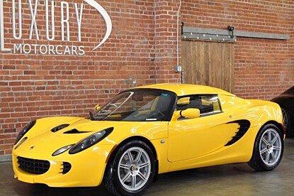 2005 Lotus Elise for sale 100794948