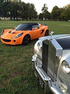 2005 Lotus Elise for sale 100833000