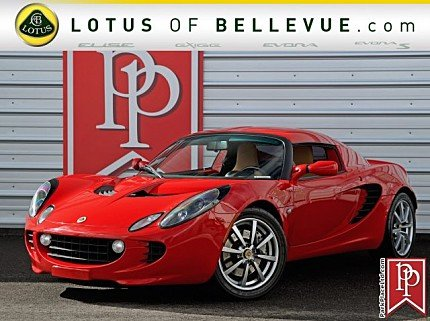 2005 Lotus Elise for sale 100855541