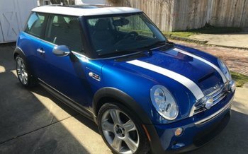 2005 MINI Cooper S Hardtop for sale 100747692