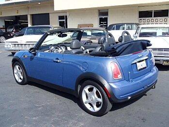 2005 MINI Cooper Convertible for sale 100752749