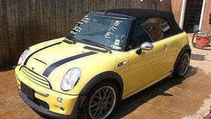 2005 MINI Cooper S Convertible for sale 100293333