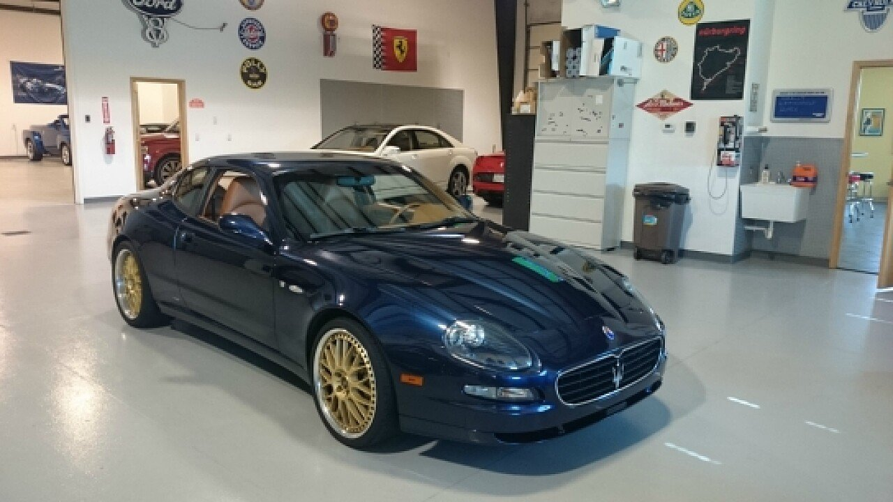2005 Maserati Coupe for sale 100748016