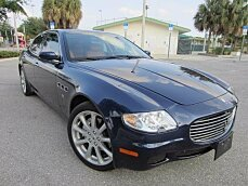 2005 Maserati Quattroporte for sale 100860751
