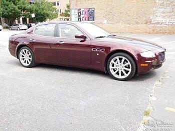 2005 Maserati Quattroporte for sale 100868826