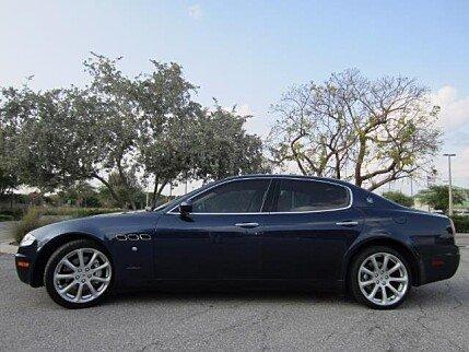 2005 Maserati Quattroporte for sale 100860751