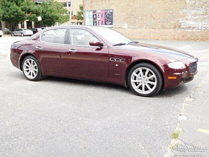 2005 Maserati Quattroporte for sale 100868826