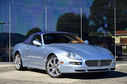2005 Maserati Spyder for sale 100751890