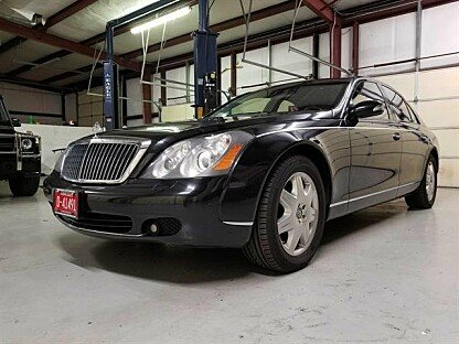 2005 Maybach 57 for sale 100928254