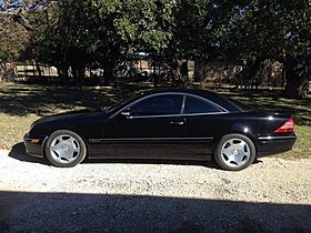 2005 Mercedes-Benz CL600 for sale 100881195