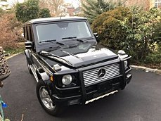 2005 Mercedes-Benz G55 AMG for sale 100845907