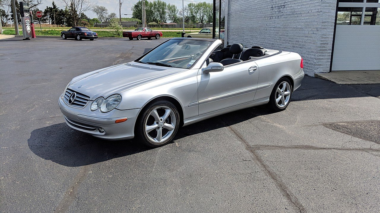 2005 Mercedes-Benz Other Mercedes-Benz Models for sale 100989127