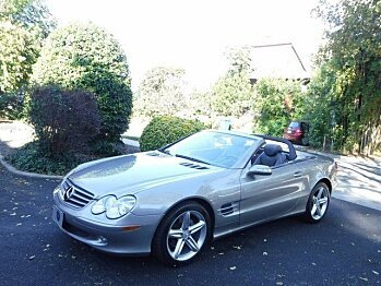 2005 Mercedes-Benz SL500 for sale 100812280