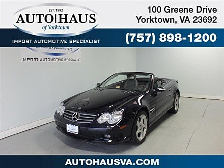2005 Mercedes-Benz SL500 for sale 100913072