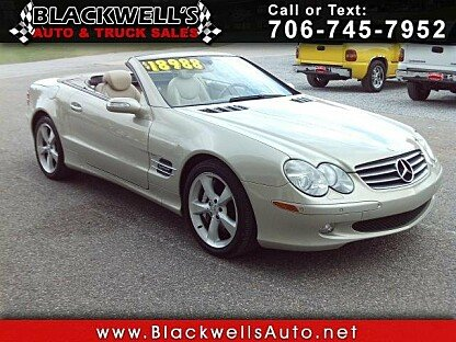 2005 Mercedes-Benz SL600 for sale 100811815