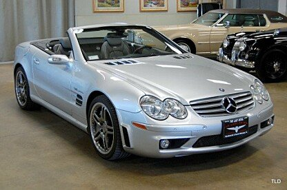 2005 Mercedes-Benz SL65 AMG for sale 100880506