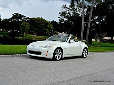 2005 Nissan 350Z Roadster for sale 100721614
