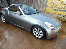 2005 Nissan 350Z Roadster for sale 100749783