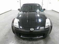 2005 Nissan 350Z Roadster for sale 100789576