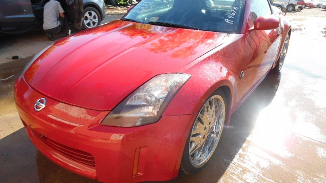 2005 Nissan 350Z Roadster for sale 100290980