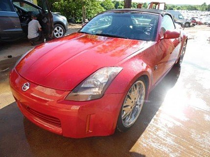 2005 Nissan 350Z Roadster for sale 100749742