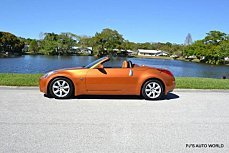 2005 Nissan 350Z Roadster for sale 100859784