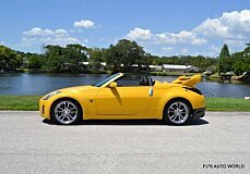 2005 Nissan 350Z Roadster for sale 100875240