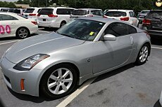 2005 Nissan 350Z Coupe for sale 100877747