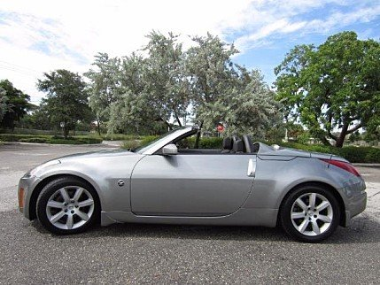 2005 Nissan 350Z Roadster for sale 100901023