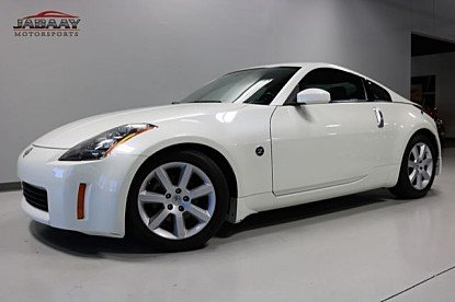 2005 Nissan 350Z Coupe for sale 100992880