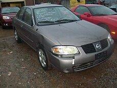 2005 Nissan Sentra for sale 101002090