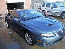 2005 Pontiac GTO for sale 100292166