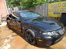 2005 Pontiac GTO for sale 100749777