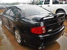 2005 Pontiac GTO for sale 100782129