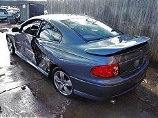 2005 Pontiac GTO for sale 100749628