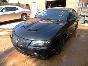 2005 Pontiac GTO for sale 100982630