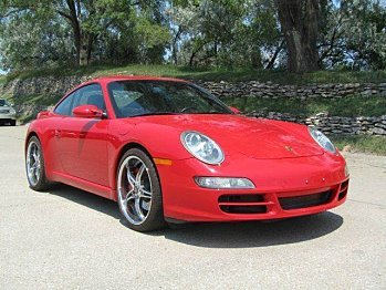 2005 Porsche 911 Coupe for sale 100886363