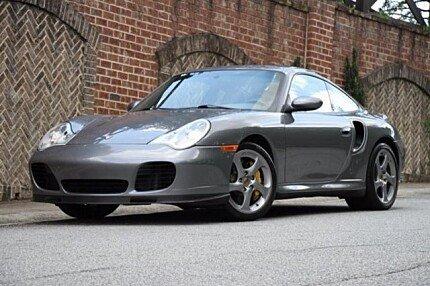 2005 Porsche 911 Turbo S Coupe for sale 100919166