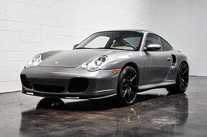 2005 Porsche 911 Turbo S Coupe for sale 101027276