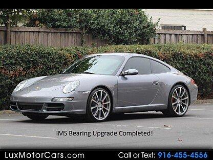 2005 Porsche 911 Coupe for sale 101055847