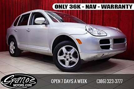 2005 Porsche Cayenne for sale 100774340