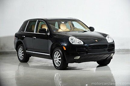 2005 Porsche Cayenne for sale 100940286